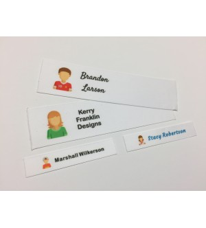 Avatars Motifs Collection Name Labels