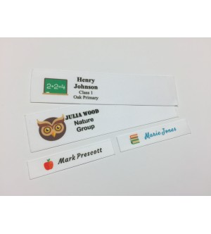 Education Motifs Collection Name Labels
