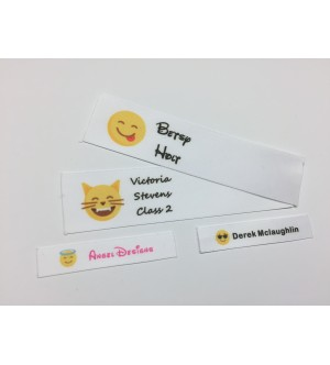 Emoji Motifs Collection Name Labels