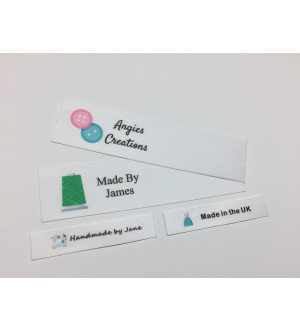 Sewing & Crafts Motifs Collection Name Labels