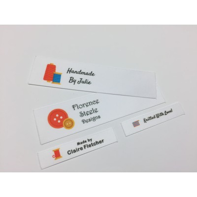 Sewing Motifs Collection Name Labels