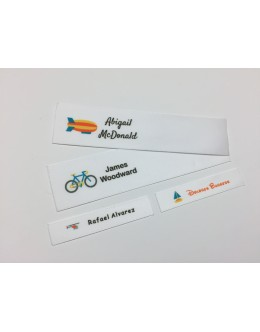 Transportation Motifs Collection Name Labels