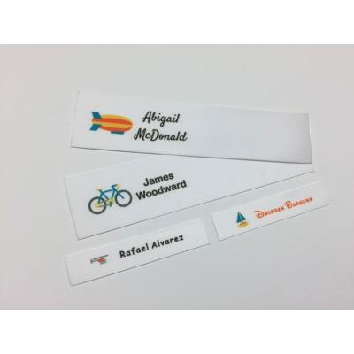 Transportation Motifs Collection Name Labels